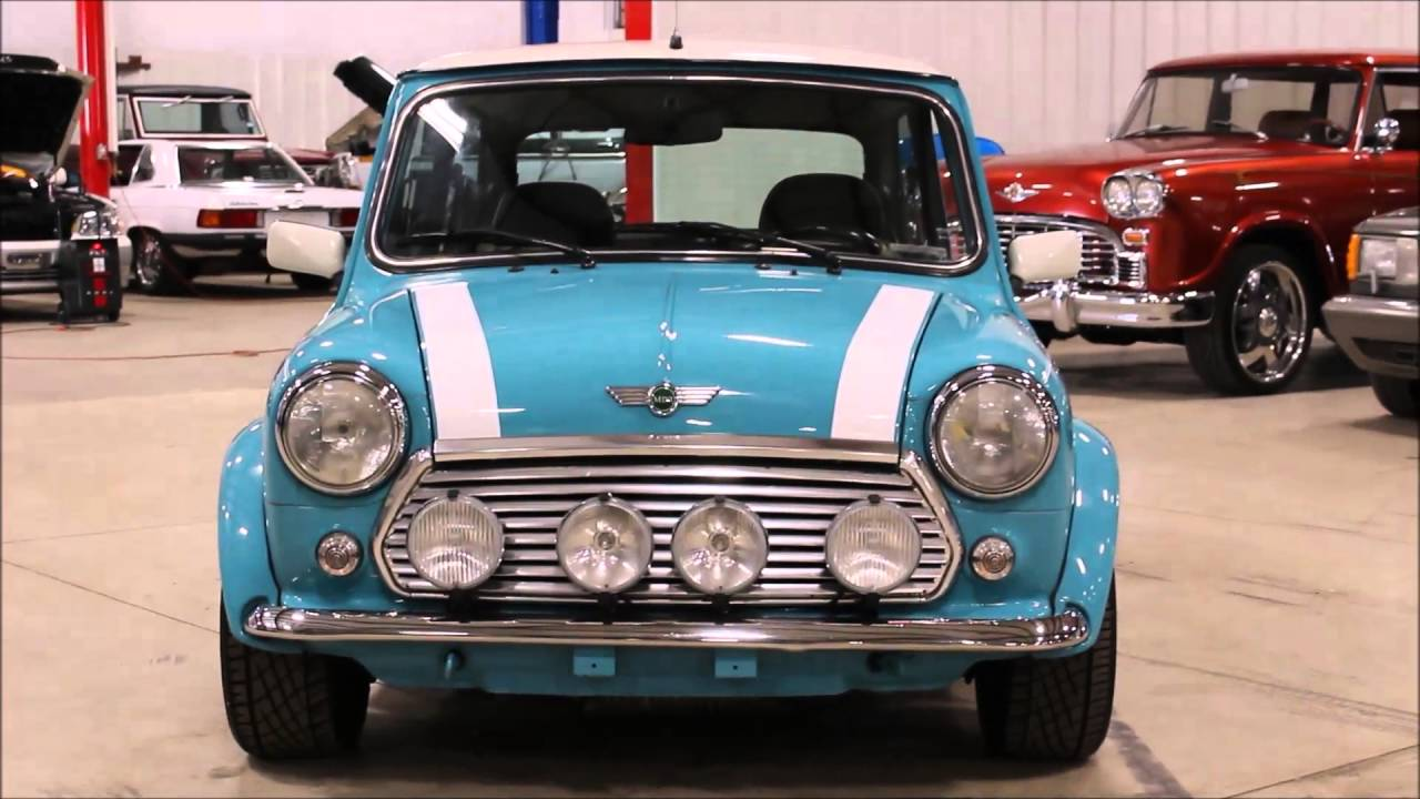 1a232d8e6c6 1973 Austin Mini Cooper