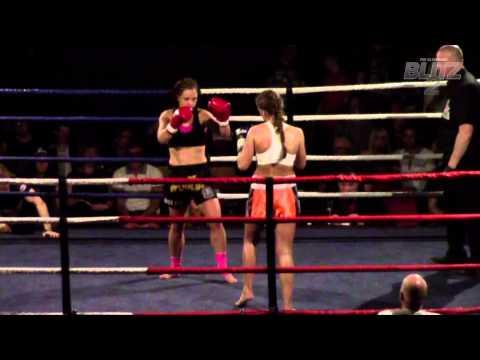 Jenna Ross vs Michelle Clucky- Blitz 2