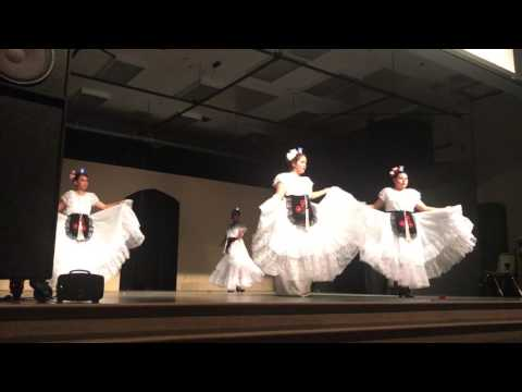 Lake Elsinore Middle School Baile Folklorico
