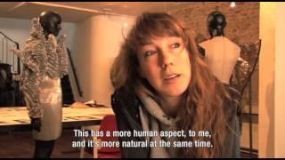 Iris Van Herpen: 3D Printing Process - rapid prototyping