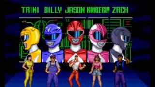 Mighty Morphin Power Rangers - Stage 1 and 2 Retroachievements - User video