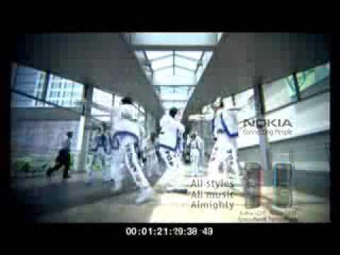 Nokia Xpress Music 广告