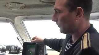 Russian Saboteur Watch: Ukrainian border guards patrol off Black Sea for Russian sabotage units
