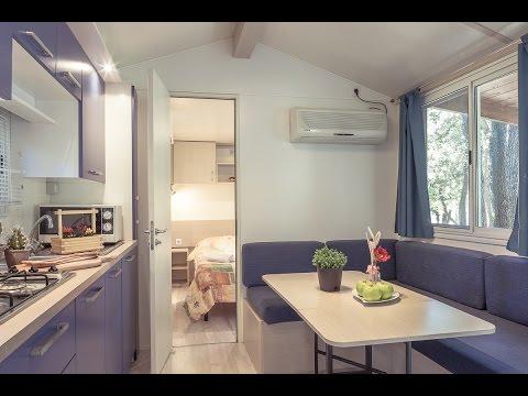 Mobile home in Istria, Croatia - our 24 m2 mobile home | Mon Perin