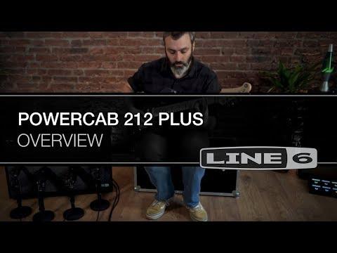 Powercab 212 Plus Overview | Line 6