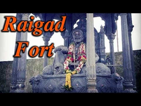 Raigad Fort Part 1 | Maharashtra Unlimited | Incredible India