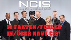 10 Fakten/Fehler in/über Navy CIS die ihr noch nicht kennt!