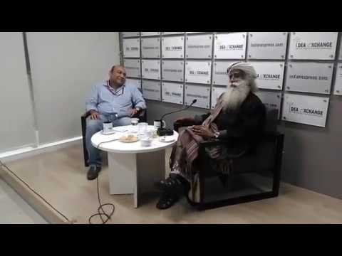 Sadhguru Full Interview with Indian Express Team