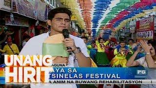 Unang Hirit: Makisaya sa 17th Tsinelas Festival sa Liliw, Laguna