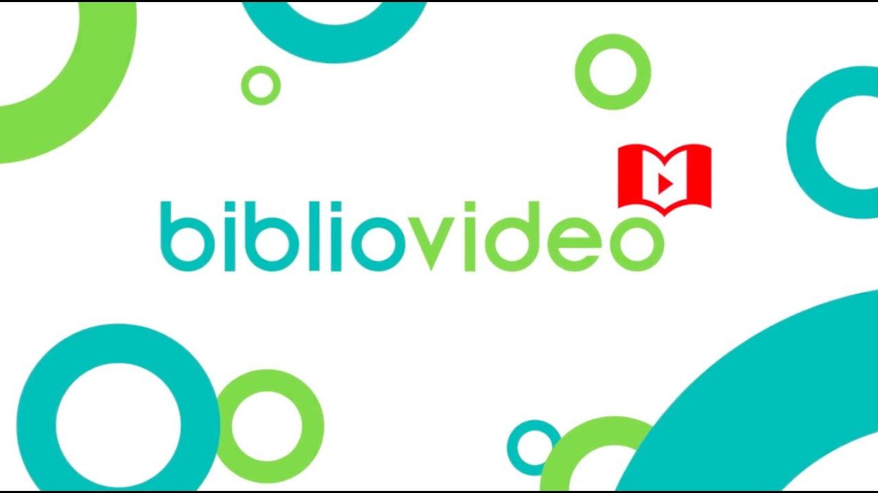 Bibliovideo - YouTube