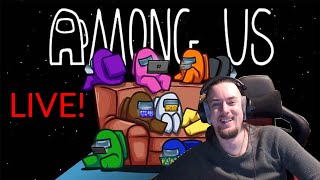 Among Us Fans Lobby & Funny Moments!