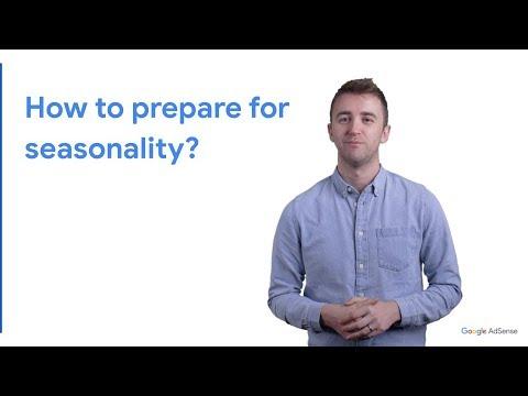 How to prepare for seasonality?
