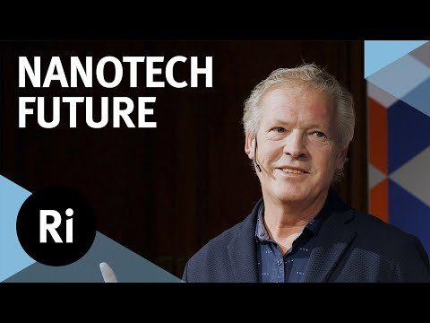 Nanotechnology: The High-Tech Revolution - with Dave Blank