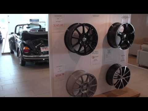 Parts & Accessories At South Centre VW Calgary, Alberta