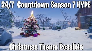 Fortnite Season 7 - 24/7 Countdown Until Season 7 - How Much Time Until Fortnite Season 7?