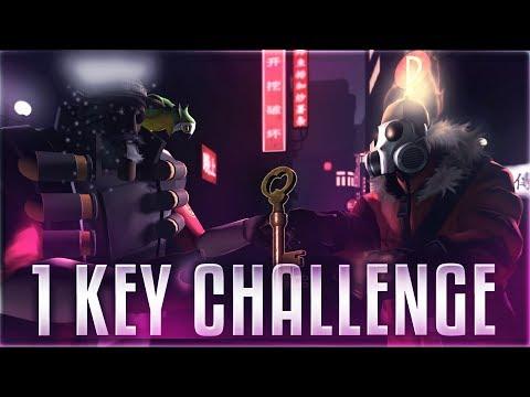 [TF2] Travingel - The 1 Key Challenge
