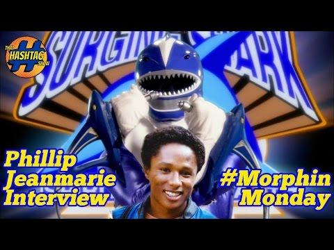 Phillip Jeanmarie Interview (Power Rangers Wild Force) Morphin Monday