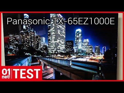 Panasonic Viera TX-65EZ1000E : une sublime TV... à 7000 euros !