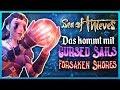 Das kommt mit Cursed Sails & Forsaken Shores - Trailer Analyse 💀 Sea Of Thieves News Deutsch German