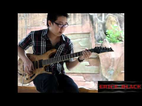 Kumau Menjadi Kuat - UX Band (Guitar Cover By Erick_Black)