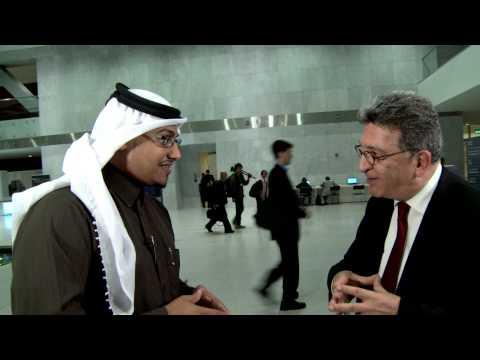 COP18/CMP8, Doha - Daily Report with Najib Saab, 05-12-2012