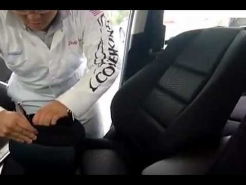 Coverking Seat Covers Installation Youtube