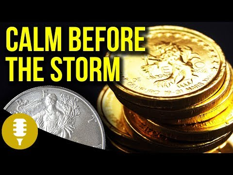 Gold And Silver Update 2017 The Calm Before The Storm | Golden Rule Radio