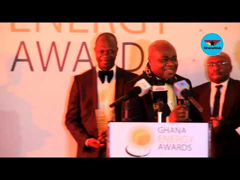 CEO of Volta River Authority wins Energy Personality of the year