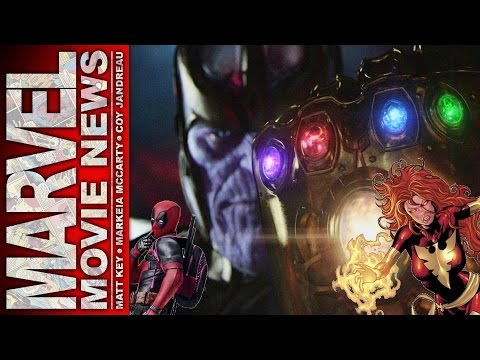 Fox's Huge Slate Announced, Infinity War Updates and More! | Marvel Movie News Ep 128