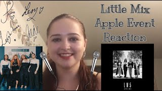 Little Mix Apple Event {Reaction}