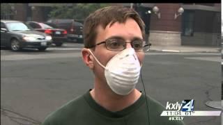 Smoke brings air quality into 'Hazardous' levels in Spokane