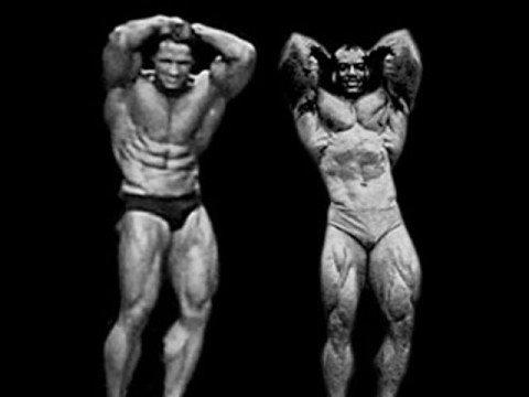Arnold Schwarzenegger Vs Lou Ferrigno 2