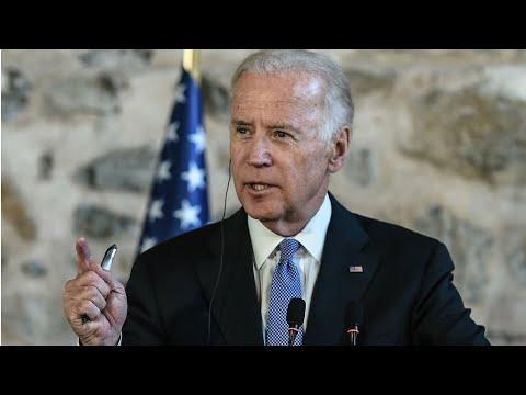جو بايدن نائب الرئيس السابق أوباما يترشح لانتخابات 2020 الرئاسية  - نشر قبل 17 دقيقة