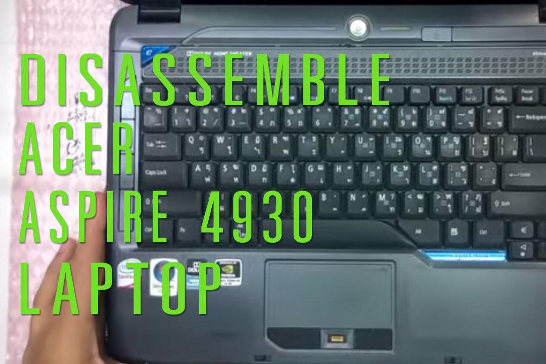 Acer Aspire 4930 Update