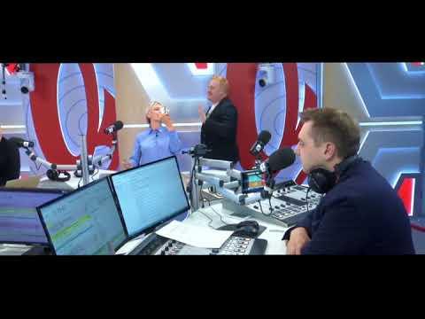 Новая студия Русского Радио... Русские Перцы!!!