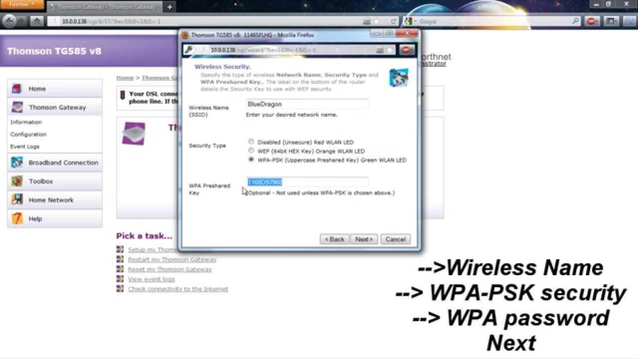 Wifi tutorial