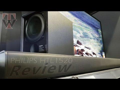 Philips 2.1 Soundbar