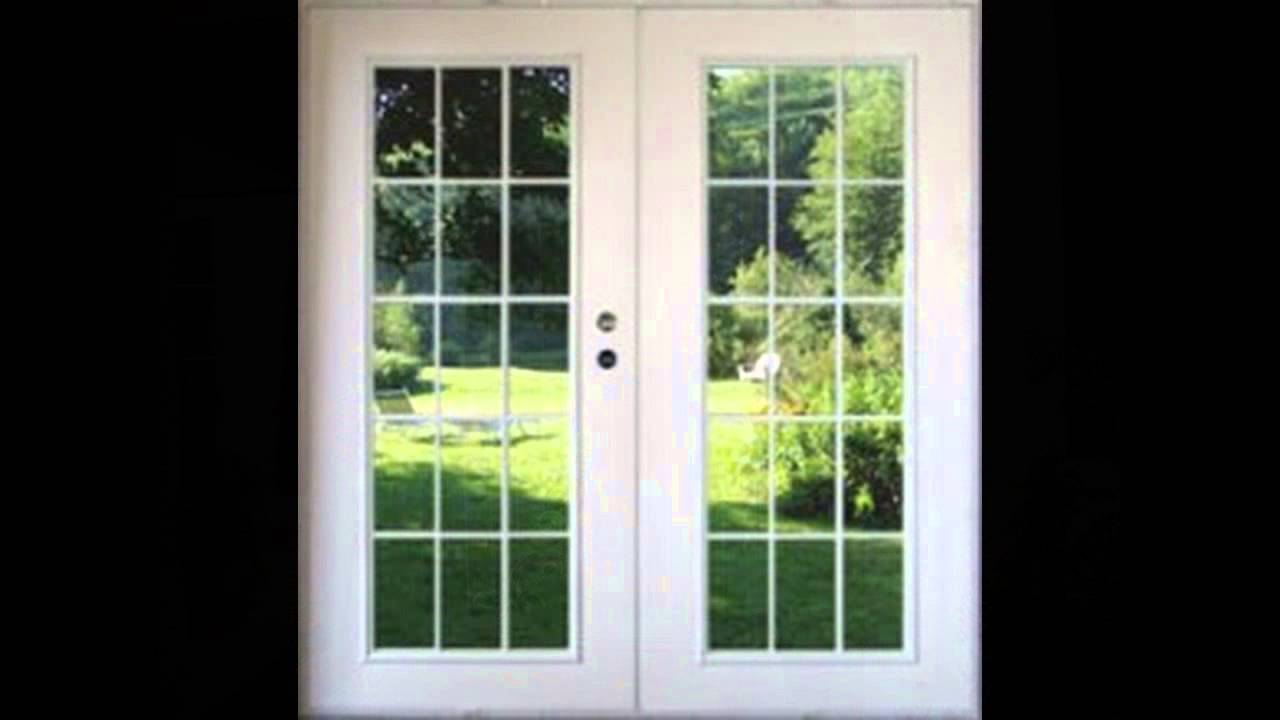 Amazing Manufactured Home French Doors   YouTube