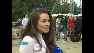 В Уфе на праздновании Дня России выступила команда ГТРК
