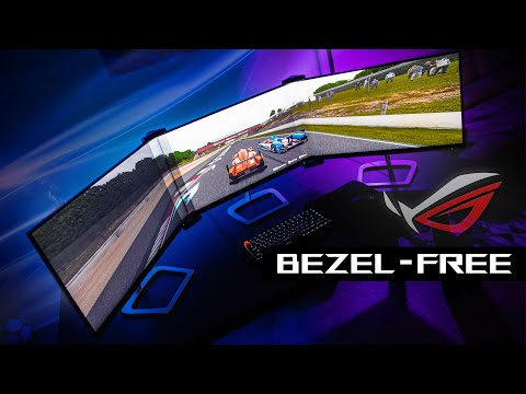 Does It Actually WORK!?  ASUS Bezel-Free Kit Review