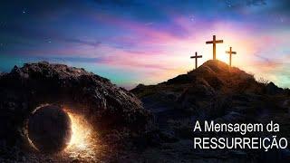 A mensagem da ressurreição - Rev. Rodrigo Leitão - 04/04/2021