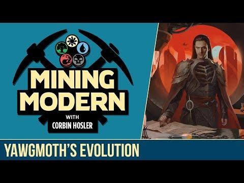 Yawgmoth's Evolution - Mining Modern