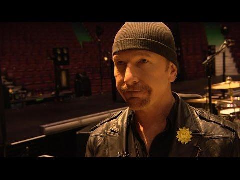 The Edge on why U2 still endures