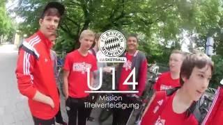 Titel verteidigt! U14 des FCBB ist Deutscher Meister!