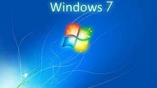 Установка Windows 7 c компакт диска