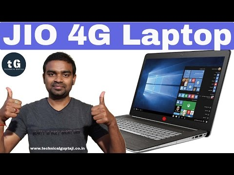 JIO 4G Laptop | Reliance Jio 4G Laptop Review, Price, Specifications |