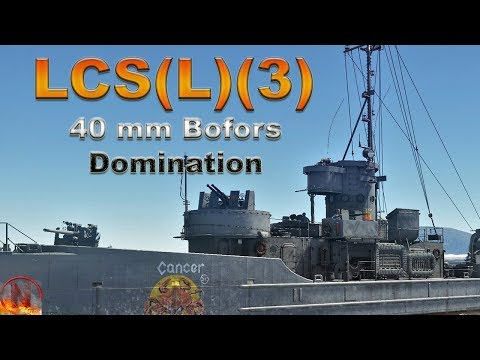 WT || LCS(L)(3) - 40 mm Bofors Are Too Good