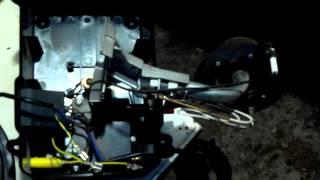 видео Перевод газовой тепловой пушки на метан