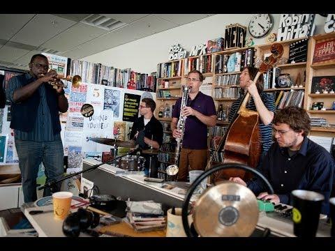 Matt Ulery's Loom: NPR Music Tiny Desk Concert