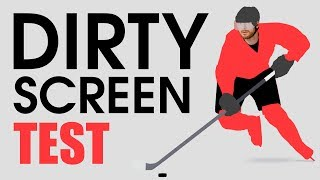 (DSE) Dirty Screen Effect Test for Samsung Q8FN / Q9FN --- 60 fps Hockey Screen Uniformity